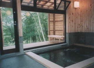 森の中の展望風呂と音楽堂 ペンション ラ・シャンブル 関連画像 1枚目 楽天トラベル提供